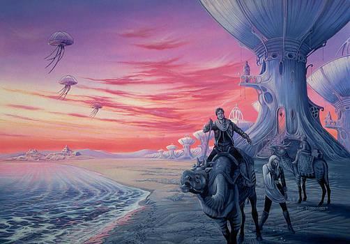 Battle at Dawn by Pat Lewis