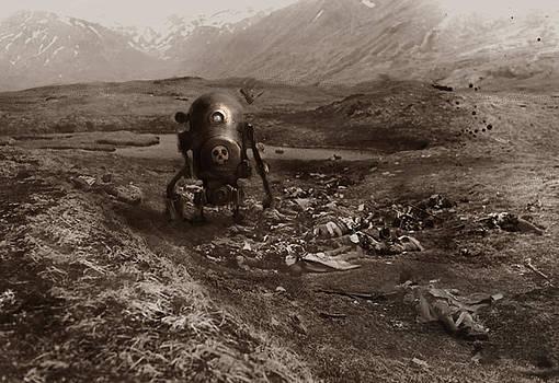 Battle of the Aleutians by Matthew Schenk