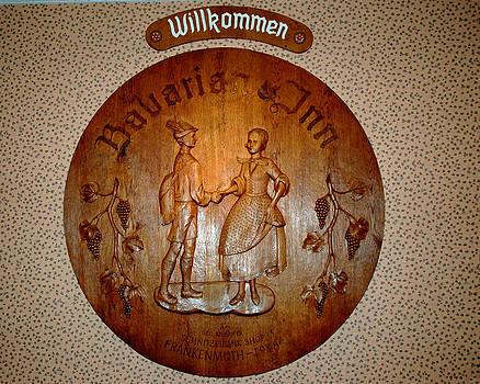 LeeAnn McLaneGoetz McLaneGoetzStudioLLCcom - Bavarian Inn Willkommen