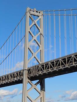 Bay Bridge by Art King