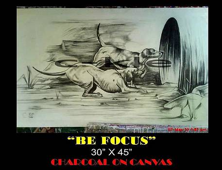 Be Focus by Clement Martey