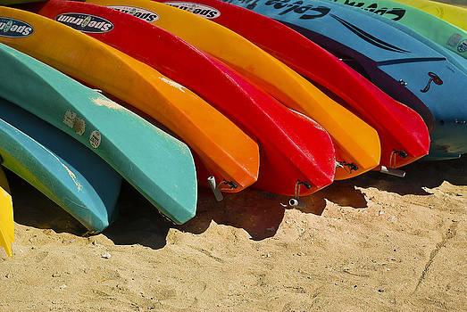 Beach Color by Jen Morrison