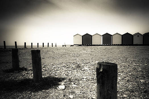 Beach Days by Dorit Fuhg