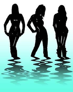 Svetlana Sewell - Beach Girls