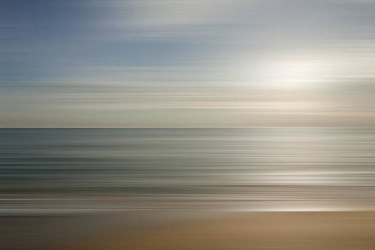 Beach Lines and Light by Antonio Arcos