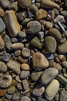 Roger Mullenhour - Beach Rocks