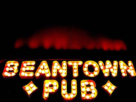 Beantown Pub by Sheryl Burns