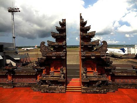 Xafira Mendonsa - Beautiful Bali Airport