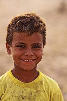 Isaac Silman - Bedouin child
