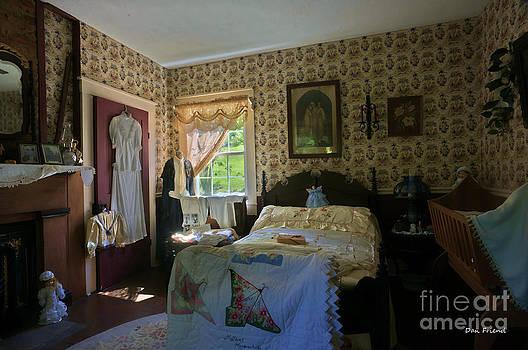 Dan Friend - bedroom Anna Jarvis