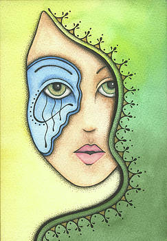 Behind the Veil by Nora Blansett