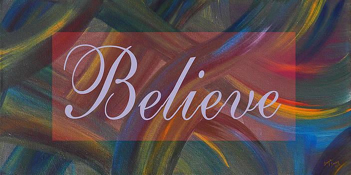 Believe by Angela Tomey