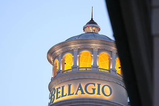 Bellagio Tower by Jay Warwick