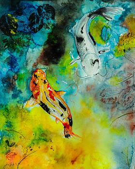 Benigoi Bekko by Sydney Gregory