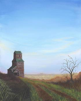 Bents Elevator by Kent Nicklin
