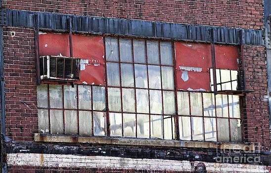 Chuck Kuhn - Bethlehem Window