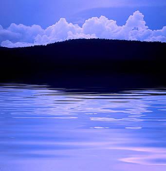Jerry McElroy - Beyond the Blue Horizon