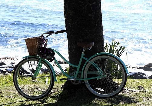 Noel Elliot - Bicycle By The Beach