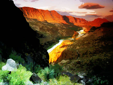 Big Bend by Tyler Martin