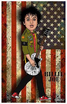 Billie Joe Armstrong by John Goldacker