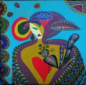 Bird by Mimi Revencu