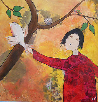 Bird Song by Carol McLagan