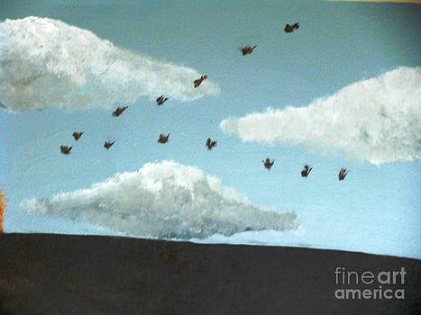 Birds by Erin Mikels