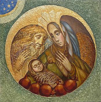 Birth of the King by Yury Salko