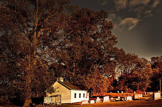 Randall Branham - Black Oak Church Rt. 8 Ky