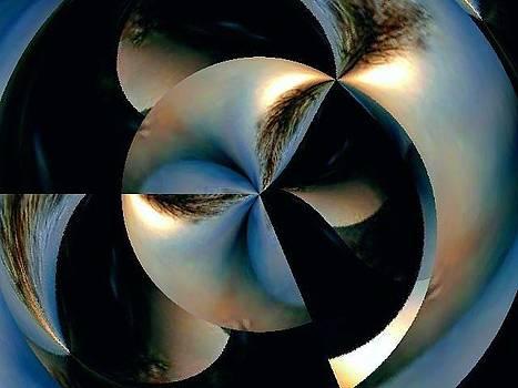 Blackblue by Lilioara Macovei