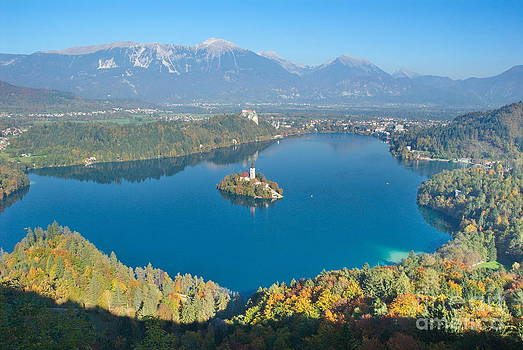 Bled by Tomaz Kunst