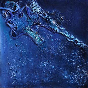 Bleu a l'ame by Lesuisse Viviane