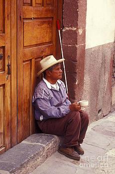 John  Mitchell - BLIND BEGGAR San Miguel de Allende Mexico