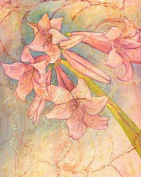 Blooming Above by Sara Bell