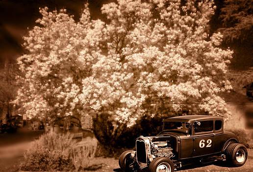 Blooming Hotrod by Michael Cleere