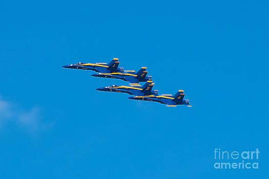 Mark Dodd - Blue Angels