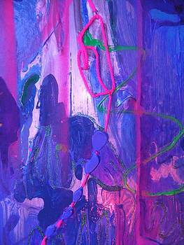 Blue Lacuna by Joyce Garvey