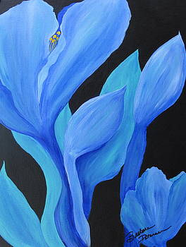 Blue Monday by Barbara Petersen