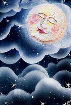 Blue Moon by Dede Shamel Davalos