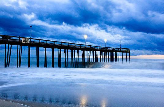 Blue Morning by Kaye Seaboch