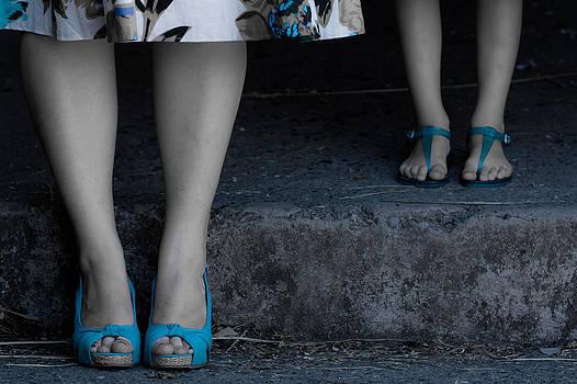 Matt Dobson - Blue Shoes