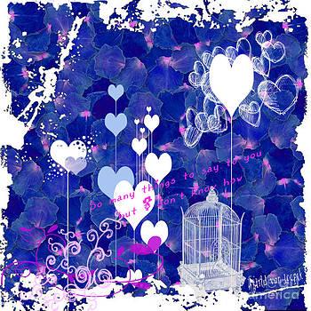 Blue Valentine by Astrid Van Loopik