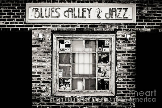 Blues Alley and Jazz by Paul Frederiksen
