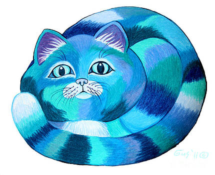Nick Gustafson - Blues Cat 2