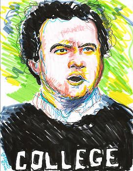 Jon Baldwin  Art - Bluto
