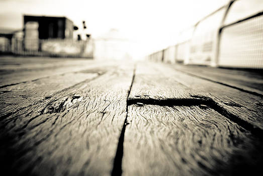 Boardwalk by Andy Comber