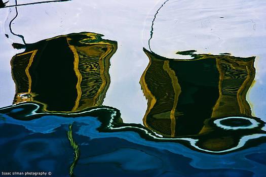Isaac Silman - boat windows