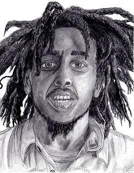 Bob Marley by Blake Grigorian