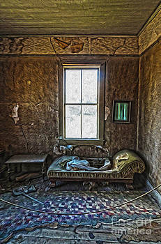Gregory Dyer - Bodie Ghost Town - Old House 04