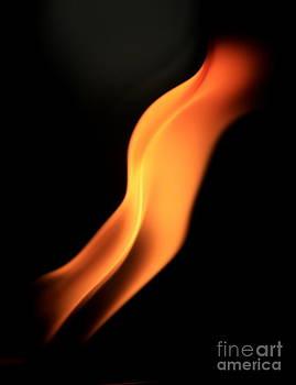 Body of fire by Arie Arik Chen